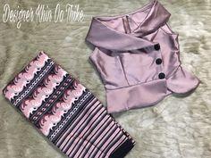 Saree Blouse Neck Designs, Fancy Blouse Designs, Kurta Designs, Myanmar Dress Design, Kids Dress Wear, Stylish Blouse Design, Designer Blouse Patterns, Indian, Outfits