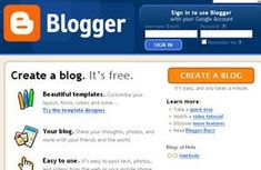 Start your own #free #blog to #makemoneyonline today - quick & easy with #blogger
