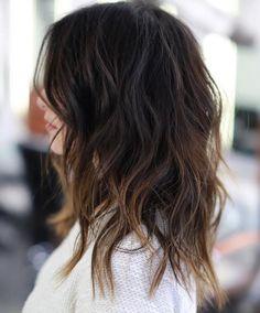 Stylish long shag haircuts for women 2017 - Styles Art