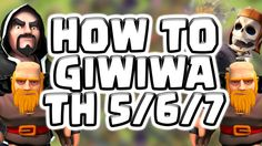 cool Clash Of Clans | HOW TO GIWIWA FOR TOWN HALL 5/6/7 | Attack Strategy For Trophies / Clan Wars / Loot Clash Of Clans Free Gems! Watch How To Here! https://www.youtube.com/watch?v=eZZXlrf_goE - Clash Of Clans Tips + Tricks Video. Clash of Clans town...http://clashofclankings.com/clash-of-clans-how-to-giwiwa-for-town-hall-567-attack-strategy-for-trophies-clan-wars-loot/