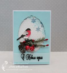 Christmas and New Year Cards - Creative Scrapbooking