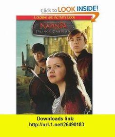 Prince Caspian Coloring and Activity Book (Narnia) (9780061231612) Nora Pelizzari, Steven E. Gordon, Rick Bonilla, Wesley Gunn , ISBN-10: 0061231614  , ISBN-13: 978-0061231612 ,  , tutorials , pdf , ebook , torrent , downloads , rapidshare , filesonic , hotfile , megaupload , fileserve