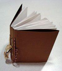 Bookbinding 102 - Intermediate Book
