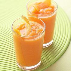batido zanahoria y piña