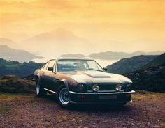 Aston Martin V8. Più conosciuta come AM V8, è stata prodotta dal 1973 al 1990. Leggi su http://giornalemotori.it/66150/aston-martin-una-special-per-i-100-anni