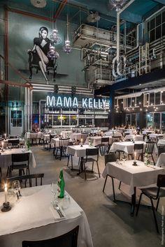 Mama Kelly - Den Haag
