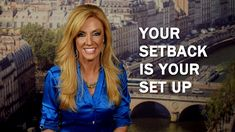 Your Setback Is Your Set Up