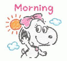 Snoopy Good Morning GIF - Snoopy GoodMorning - Entdecken und teilen Sie GIFs When the Good Morning Gift, Good Morning Quotes For Him, Good Morning Funny, Good Morning Messages, Morning Morning, Morning Coffee, Snoopy Love, Morning Pictures, Good Morning Images