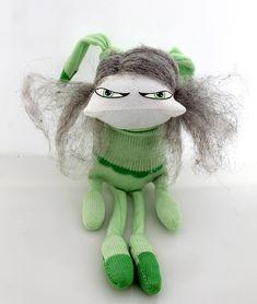 Socks doll   Flickr - Photo Sharing!