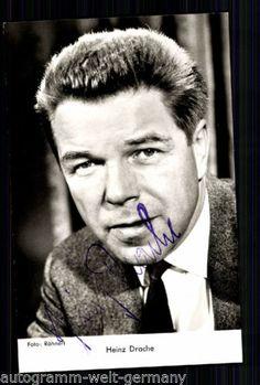 Heinz Drache (* 9. Februar 1923 in Essen; † 3. April 2002 in Berlin) war eindeutscher Schauspieler, Hörspiel- und Synchronsprecher.