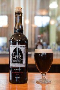 Blue Mountain Brewery: Dark Hollow Bourbon Barrel Aged Stout