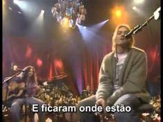 Nirvana - Plateau/Oh, Me/Lake Of Fire (Legendado)