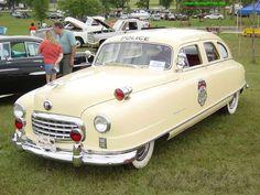 OLD NASH COP CAR