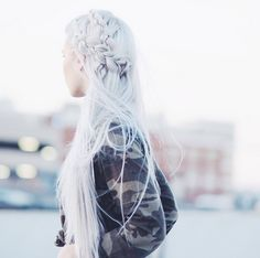 Kirsten Zellers | Luxy Hair | Braids