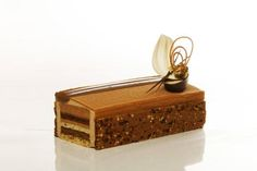 Entremet Elegant Desserts, Fancy Desserts, Gourmet Desserts, Plated Desserts, Blog Patisserie, French Patisserie, Mousse, Modernist Cuisine, Food Sculpture