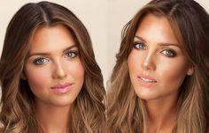 Luminous and simple makeup. Awesome Makeup, Simple Makeup, Best Makeup Products, Addiction, Beauty, Beautiful, Amazing Makeup, Beauty Illustration
