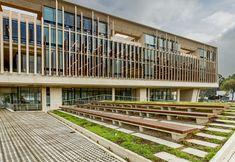 Gallery of Nursing Faculty of the Universidad Nacional de Colombia / Leonardo Álvarez Yepes - 16