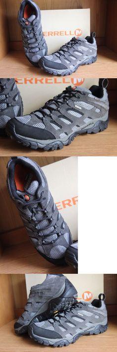 Mens 181392: Merrell Moab Gore Tex Waterproof Hiking Shoe Dark Chocolate Men Size 12 J87323 -> BUY IT NOW ONLY: $98.99 on eBay!