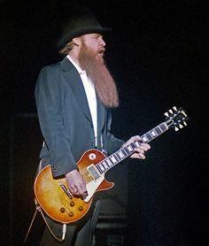 These les paul gibsons are really awesome. Zz Top Band, Billy F Gibbons, Frank Beard, Peter Frampton, Famous Guitars, My Ex Girlfriend, Joe Bonamassa, Les Paul Guitars, Jethro Tull