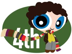 4th Doctor: Counting down the Days till the 50th