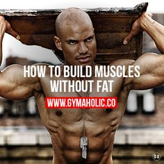 Muscles are made in the kitchen and the gym. Tips and advice to build muscle mass without fat. Easy At Home Workouts, Fun Workouts, Multi Gym, Conditioning Workouts, Gym Trainer, Muscle Building Supplements, Lower Back Exercises, Gymaholic, Chest Workouts