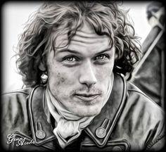 James Alexander Malcolm MacKenzie Fraser #jamiefraser #outlander #highlander…