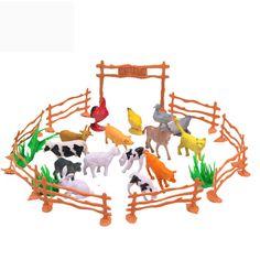 $4.74 (Buy here: https://alitems.com/g/1e8d114494ebda23ff8b16525dc3e8/?i=5&ulp=https%3A%2F%2Fwww.aliexpress.com%2Fitem%2F5cm-15PCS-Simulation-Poultry-animals-Animal-Figure%2F32758290897.html ) 5cm 12-15PCS Simulation Poultry animals dog sheep pig chicken cat model doll Animal Figure dinosaur doll Pet toys Farm park toys for just $4.74
