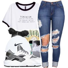 Untitled #312 by mindset-on-mindless on Polyvore featuring beauty, H