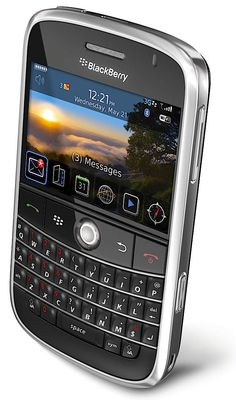 Blackberry Bold--the most consistant thing in my life. I hold it close to my heart (in my bra)