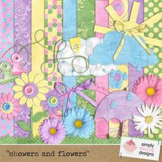 Simply Sweet Designs for Digital Scrapbooking and DIY Craft Ideas