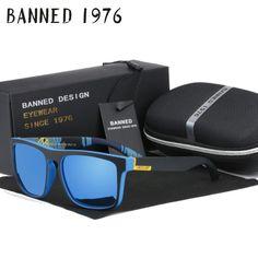 2018 Men Vintage HD Polarized Sunglasses aviator Brand Sun glasses Lens Driving Shades For Men/Wome oculos gafas de sol