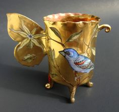 SMALL BUTTERFLY CUP BACK Irina Zaytceva