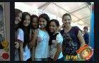 Fotos do Totem no Stand da Web DSA - Vídeos Adventistas
