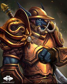 ShadowArt — …Commission: Zandalari Troll Warpriest… I'm. World Of Warcraft Characters, Star Wars Characters, Fantasy Characters, Fantasy Portraits, Character Portraits, Character Art, Armor Concept, Concept Art, Rpg Cyberpunk