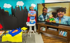DIY Superhero Party - Home & Family