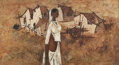 # B Prabha, c.1972, Summer Online Auction -June 18-19, 2014