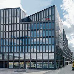 Max Dudler Architekt - Europaallee 21 Zürich