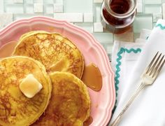 RECIPE: Gabriele Corcos and Debi Mazar's Ricotta Pancakes http://greatideas.people.com/2014/12/17/gabriele-corcos-ricotta-pancakes-recipe/