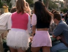 fashion-and-film: Clueless Fashion pics Clueless 1995, Clueless Outfits, Clueless Fashion, 2000s Fashion, Movie Outfits, Clueless Aesthetic, Aesthetic Fashion, Pulp Fiction, Steam Punk