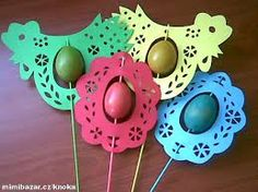 zápich Spring Crafts For Kids, Diy Crafts For Kids, Projects For Kids, Art For Kids, Hoppy Easter, Easter Eggs, Waldorf Crafts, Diy Ostern, Crafts For Seniors