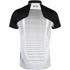 Hugo Boss Paddy MK Black   Polo Shirt   TRENDYGOLFUSA.COM