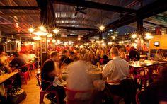 Best Rooftop Bars in NYC: La Birreria at Eataly