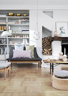Welcome to OYOY Living Design's official brandshop. Scandinavian designed interior and decor. Modern Interior, Living Design, House Design, Home And Living, Living Room Designs, Interior, Home Decor, House Interior, Home Deco