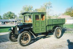 Oldsmobile T Ton Grain Box