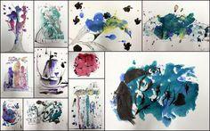 Монотипия Art Education, Illustrations, Architecture, Art Education Resources, Illustration, Architecture Illustrations, Illustrators, Drawings