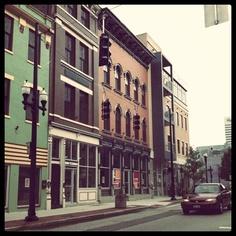Trinity Flats on Vine Street, Cincinnati