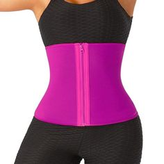 Get in shape with this Firm Control Waist Cincher Corset Waist Slimmer Belt.⏳ Our waist trimmer corset smooths your post-baby tummy flab and love handles, seamless smooths surface can be hidden under clothes or dress, you can wear it on any occasion you want to look slimmer. The best waist trimmer for weight loss is perfect for providing compression and support for postpartum recovery after pregnancy, lose weight, gym workout, wedding, party, working, tummy control trainer, and everyday use. Brazilian Briefs, Waist Cincher Corset, Lose Weight, Weight Loss, Postpartum Recovery, Natural Curves, Hourglass Figure, Slim Waist, Get In Shape