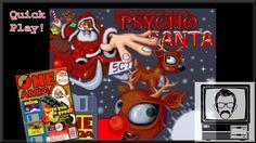 Psycho Santa Amiga Quick Play | Nostalgia Nerd