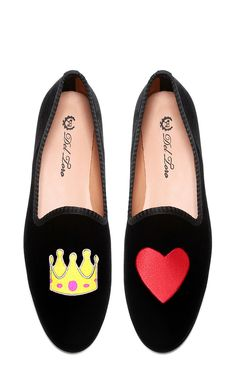 M'O Exclusive #queenofhearts Loafer by Del Toro for Preorder on Moda Operandi