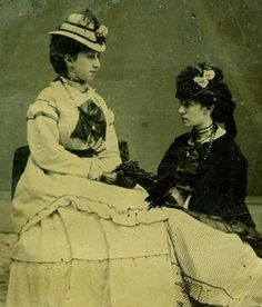 1870s hats, The Barrington House Educational Center, L.L.C.